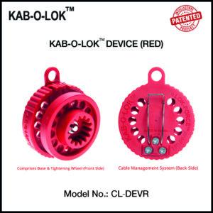 KAB-O-LOK™ INDIVIDUAL COMPONENTS