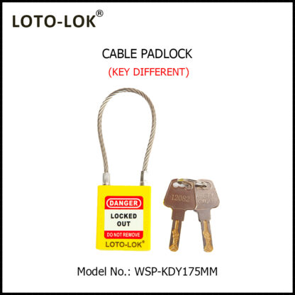 LOCKOUT_CABLE_LOCK_KD_YELLOW_WSP-KDY175MM