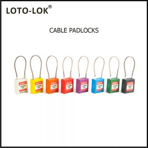 CABLE PADLOCK