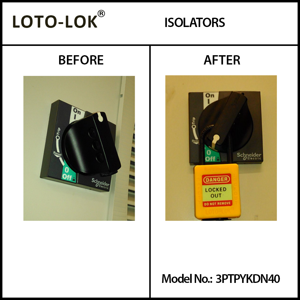 """Do """"Universal"""" circuit breaker lockout devices fit all MCBs across the board?"""