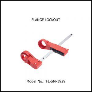 FLANGE LOCKOUT