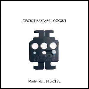 CIRCUIT BREAKER LOCKOUT, STL-CTBL