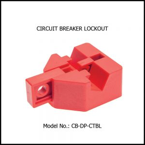 CIRCUIT BREAKER LOCKOUT, CB-DP-CTBL