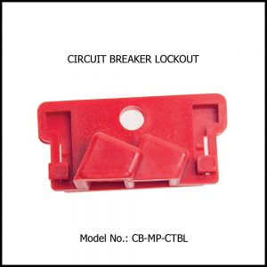 CIRCUIT BREAKER LOCKOUT, CB-MP-CTBL