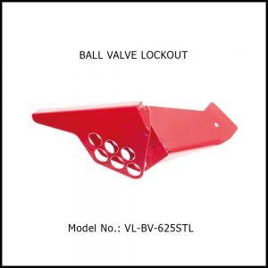 BALL VALVE LOCKOUT, STEEL