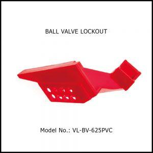 BALL VALVE LOCKOUT, PVC