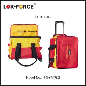LOTO BAG, TROLLEY BAG