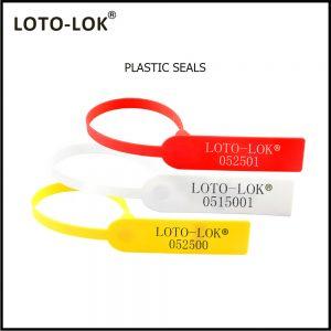 PLASTIC SEAL, LENGTH 270mm.