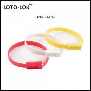 PLASTIC SEAL, LENGTH 210mm.