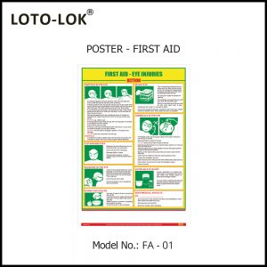 POSTER, FIRST AID
