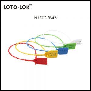 PLASTIC SEALS, LENGTH 378mm. & 280mm.