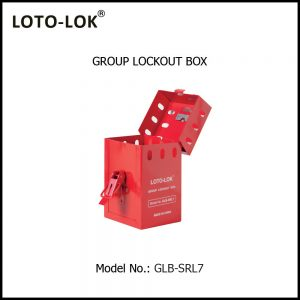 GROUP LOCK BOX, GLB‐SRL7