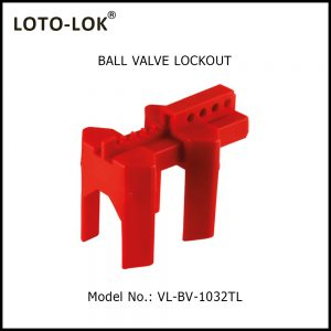 BALL VALVE LOCKOUT