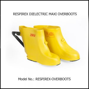 RESPIREX DIELECTRIC MAXI OVERBOOTS, 17kV