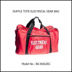 DUFFLE TOTE ELECTRICAL GEAR BAG