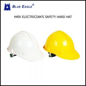 440V ELECTRICIAN'S SAFETY HARD HAT