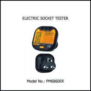 ELECTRIC SOCKET TESTER