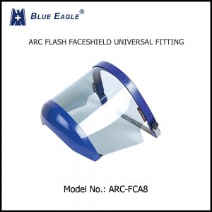 ARC FLASH FACESHIELD UNIVERSAL FITTING