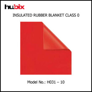 INSULATED RUBBER BLANKET CLASS 0