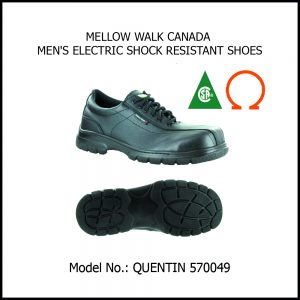 SAFETY SHOES (MEN), QUENTIN 570049