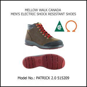 SAFETY SHOES (MEN), PATRICK 2.0 515209