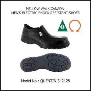 SAFETY SHOES (MEN), QUENTIN 542128