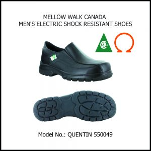 SAFETY SHOES (MEN), QUENTIN 550049