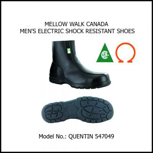 SAFETY SHOES (MEN), QUENTIN 547049