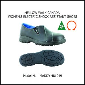 SAFETY SHOES (WOMEN), MADDY 481049