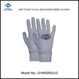 NSA (USA) 12 CAL ARCGUARD FABRIC GLOVES