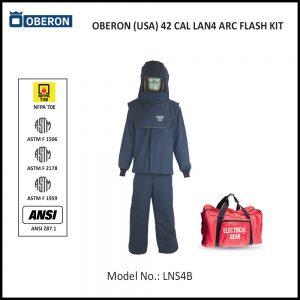 OBERON (USA) 42 CAL LAN4 SERIES ARC FLASH KIT