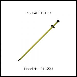 INSULATING STICK, Length 1.2 Mtrs.