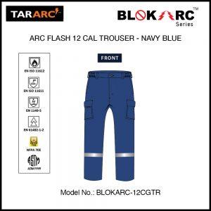 ARC FLASH TROUSER (MEN), ARC RATING: 12 CAL/CM² , HRC 2