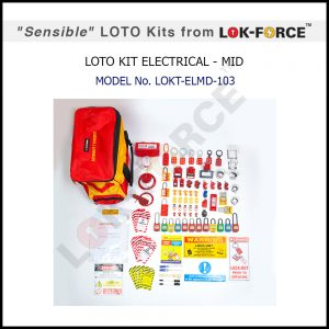 LOTO KIT ELECTRICAL – MID