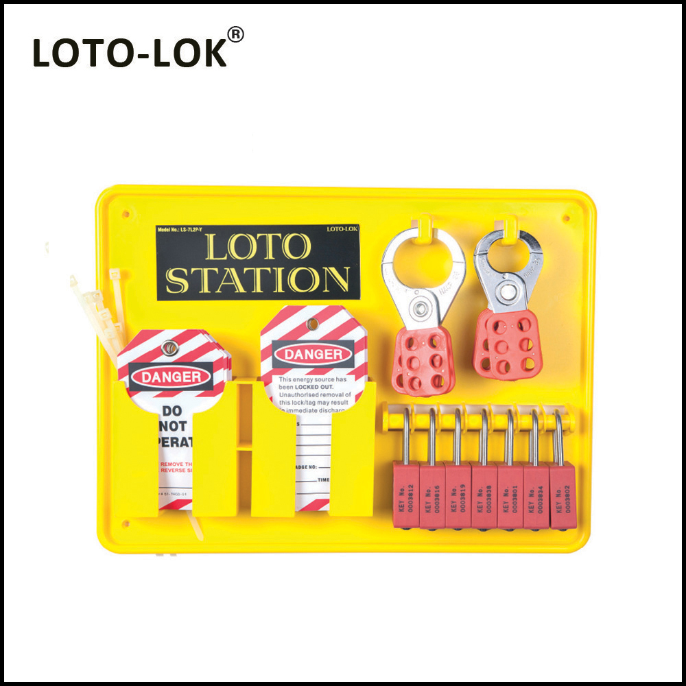LOTO STATIONS & CABINETS