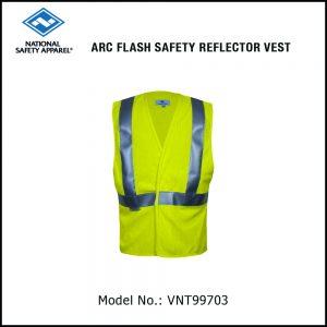 ARC FLASH SAFETY REFLECTOR VEST