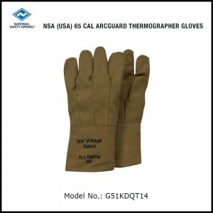 NSA (USA) 65 CAL ARCGUARD THERMOGRAPHER GLOVES