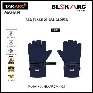TARARC™ 26 CAL MAHAN ARC FLASH GLOVES