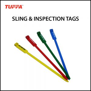 SLING & INSPECTION TAGS