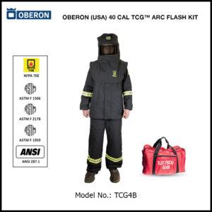 OBERON (USA) 40 CAL TCG™ ARC FLASH KIT