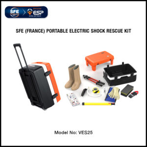 SIBILLE SAFE PORTABLE ELECTRIC SHOCK RESCUE KIT
