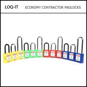 ECONOMY CONTRACTOR PADLOCKS