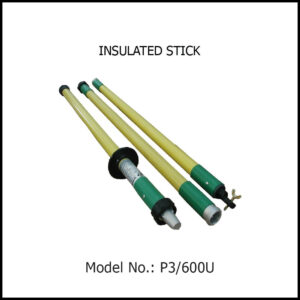 INSULATED STICK, Length 6 Mtrs.