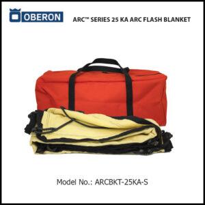 OBERON (USA) ARC™ SERIES 25 KA ARC FLASH SUPPRESSION BLANKETS